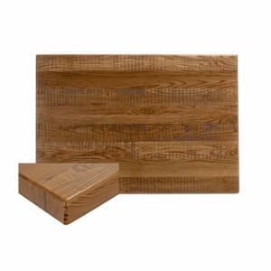 """Red Oak Solid Wood Rectangular Dining Table Top (30"""" x 72"""")"""