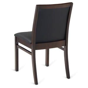 Fully Upholstered Wood Morgan Restaurant Chair