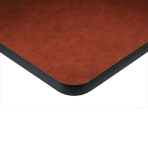 Commercial Laminate Table Top with T-Mold