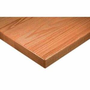 Solid Oak Plank Table Top