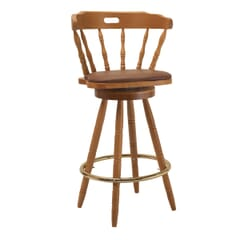 Captain's Mate Bar Stool in Natural