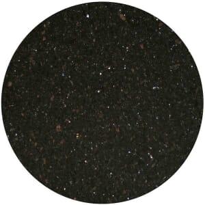 Granite Restaurant Table Top in Black Galaxy