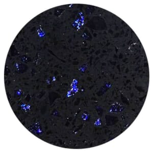 Quartz Restaurant Table Top Blue Galaxy (36