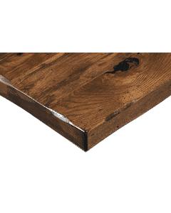 Solid Multi-Species Rustic Plank Table Top