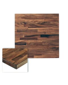 South American Walnut Solid Wood Table Top