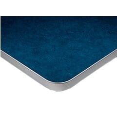 Commercial Laminate Table Top with Aluminum Edge