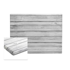 Werzalit Composite Outdoor Table Top in Distressed White