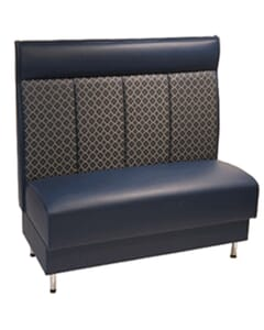 Capri Upholstered Restaurant Booth